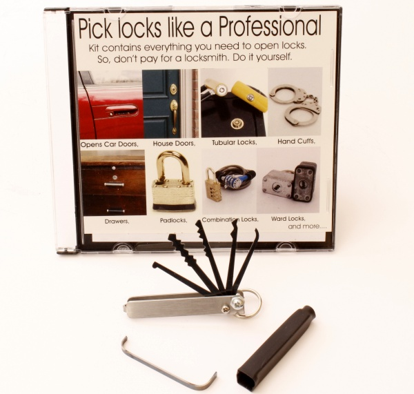 Jack Pick Set DVD Video
