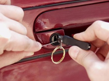 Picking Car Door